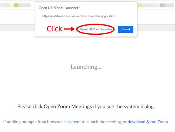 Windows Launch App